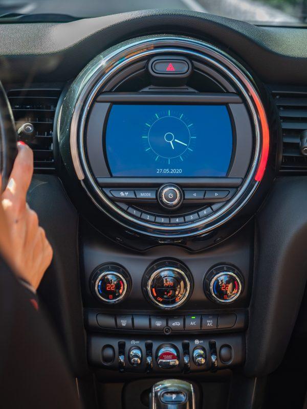 Mini cooper alquiler de coches descapotables en Mallorca