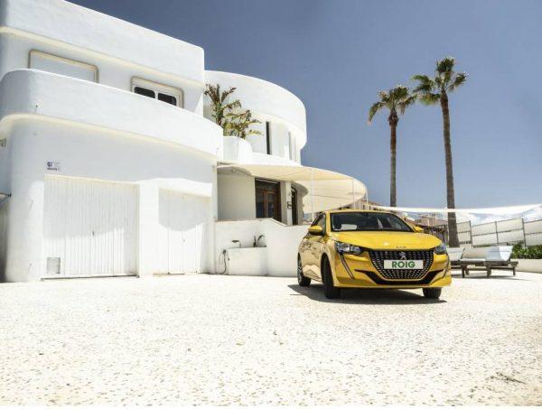 Coche de alquiler en Mallorca económico - Peugeot 208