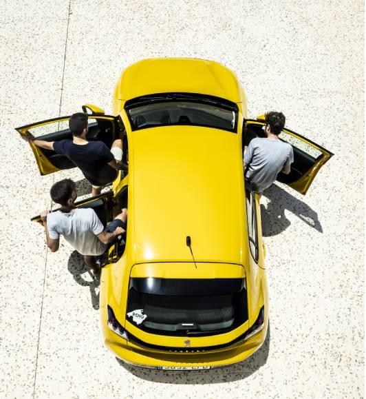 reservar coche de alquiler barato en Mallorca- Peugeot 208