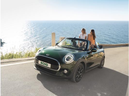 alquiler mini cabrio Mallorca