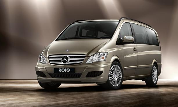 Mercedes Benz Vito Automatic Roig